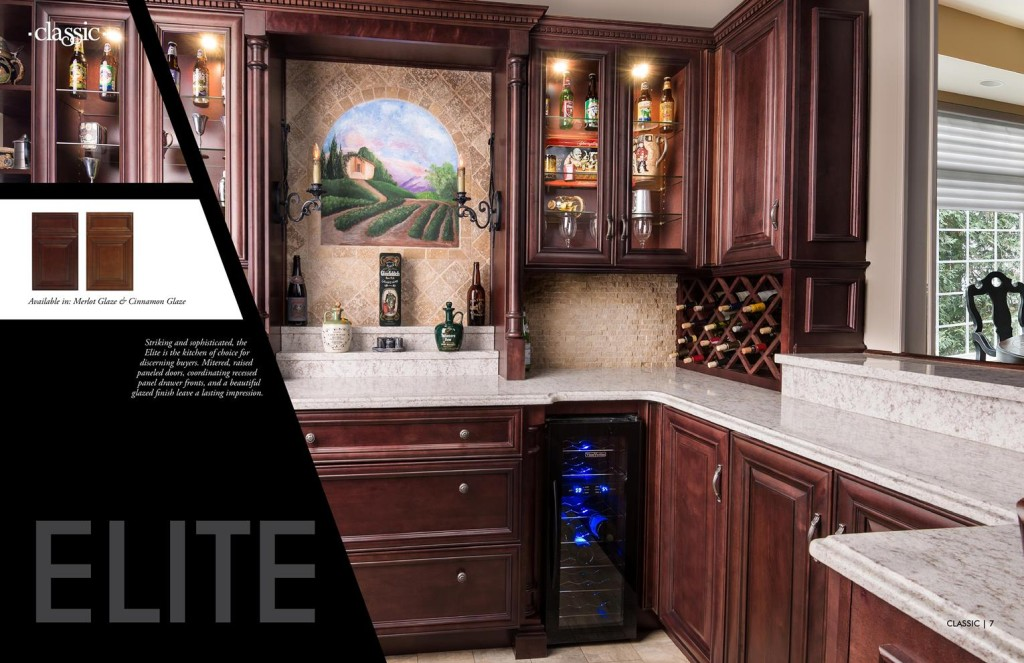 Fabuwood Elite Kitchen Cabinets