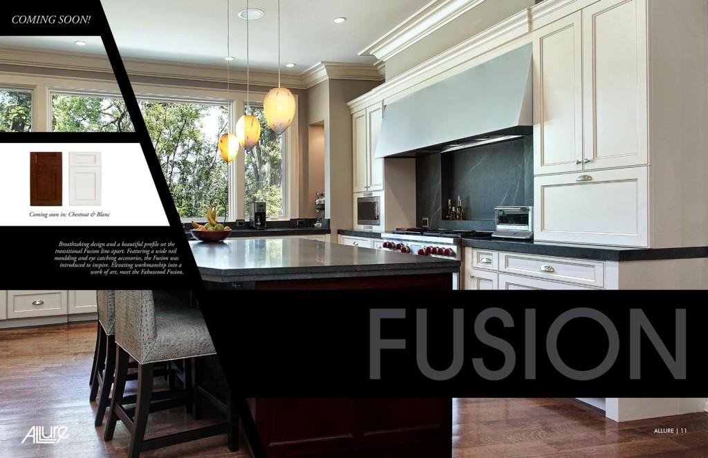 Fabuwood Fusion Kitchen Cabinets