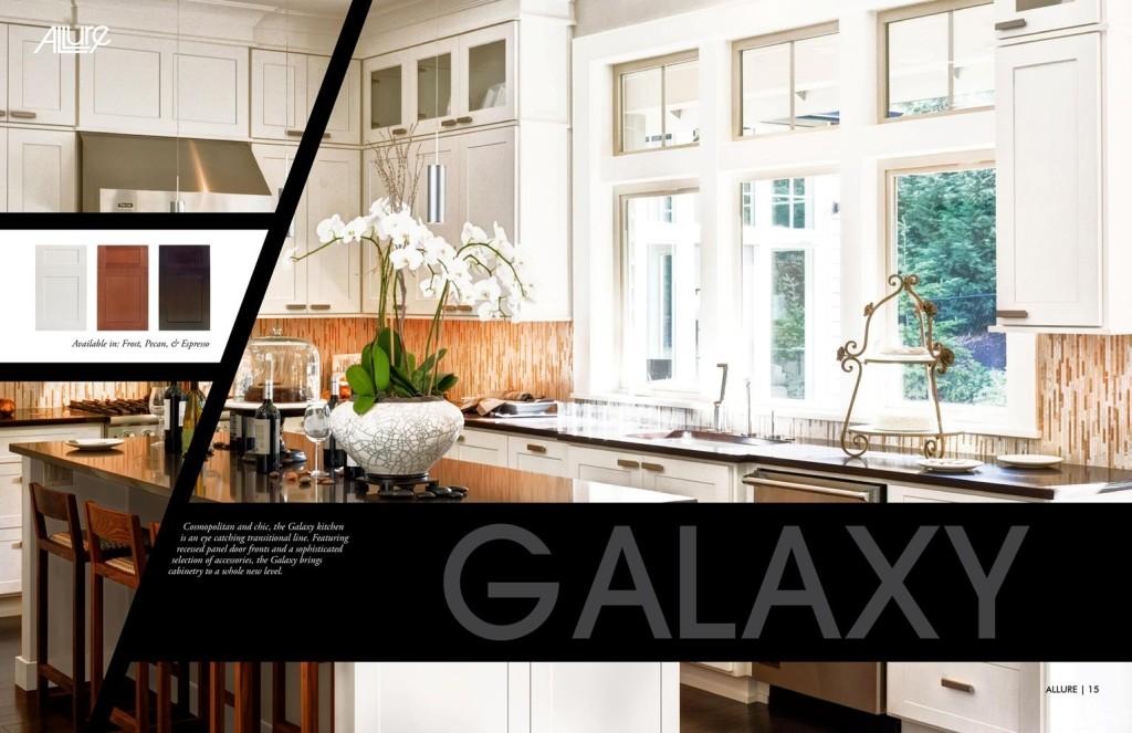 Fabuwood Galaxy Kitchen Cabinets