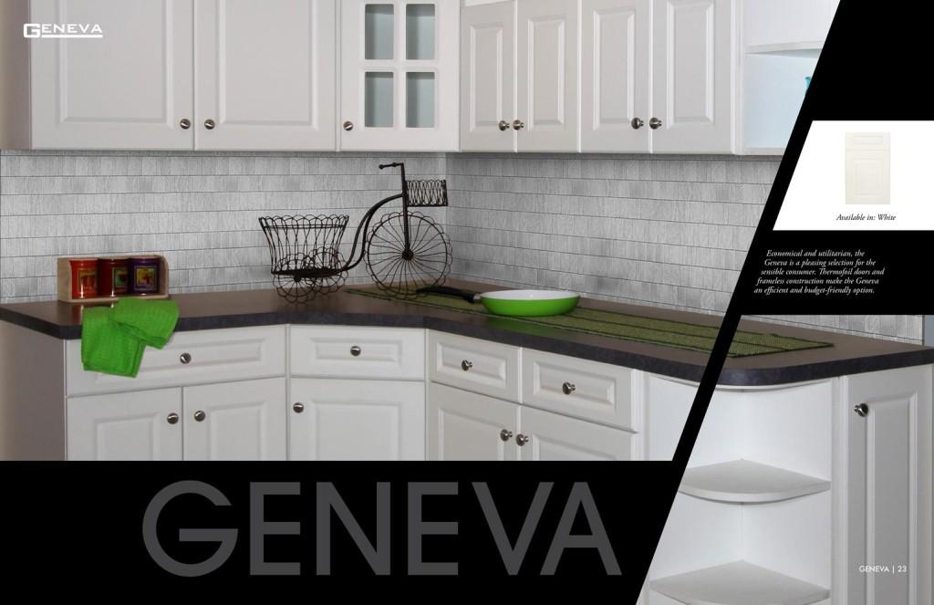 Fabuwood Geneva Kitchen Cabinets