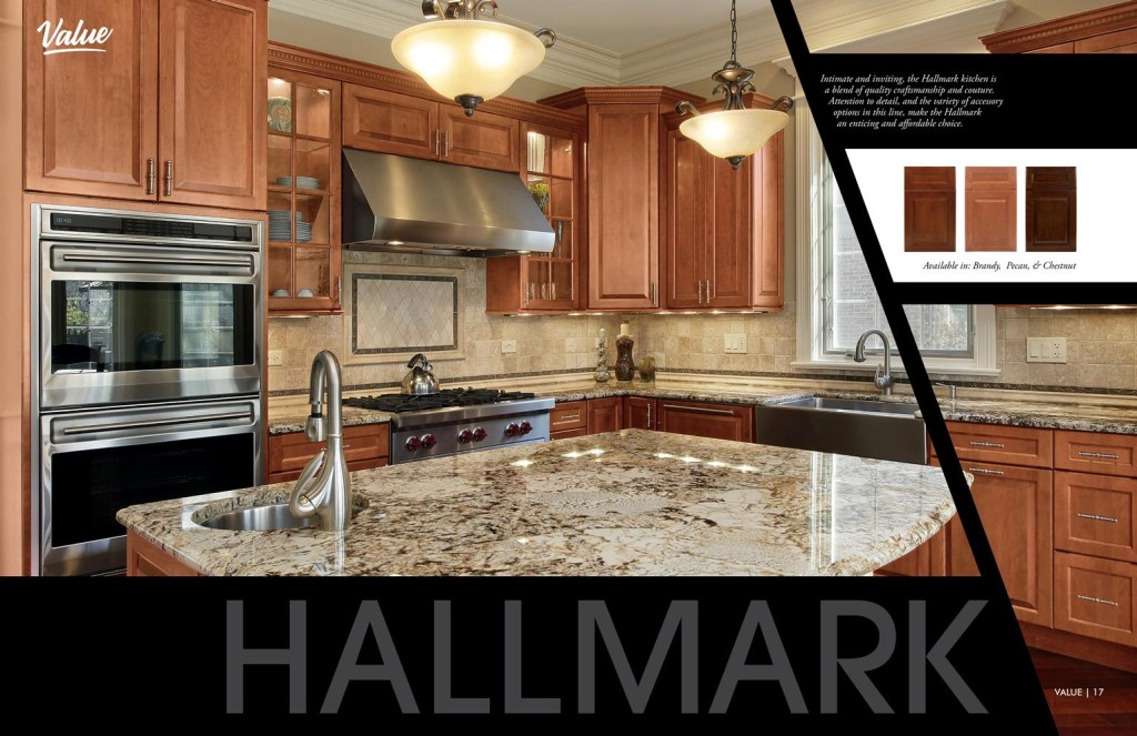 Fabuwood Hallmark Kitchen Cabinets