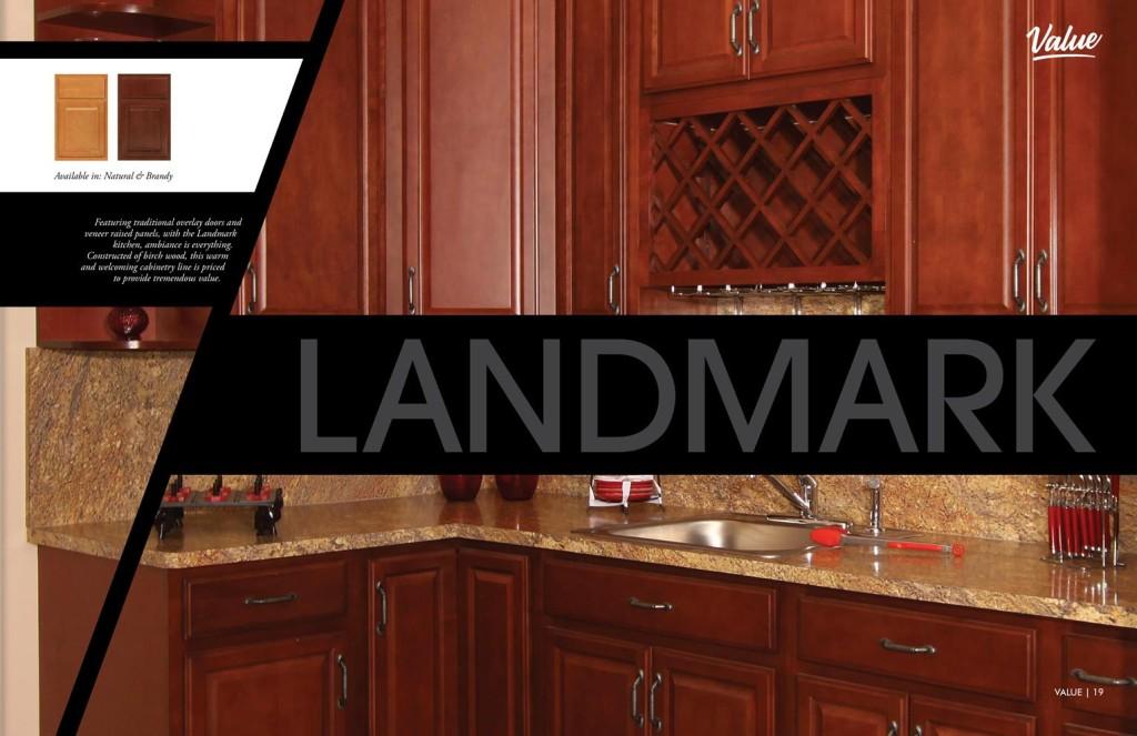 Fabuwood Landmark Kitchen Cabinets