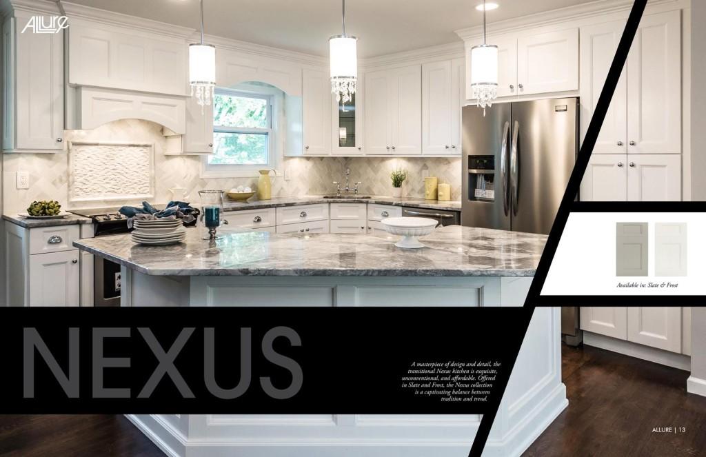 Fabuwood Nexus Kitchen Cabinets