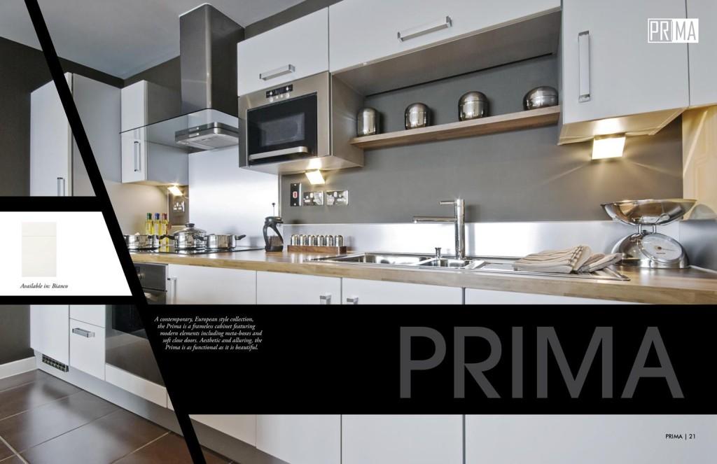 Fabuwood Prima Kitchen Cabinets