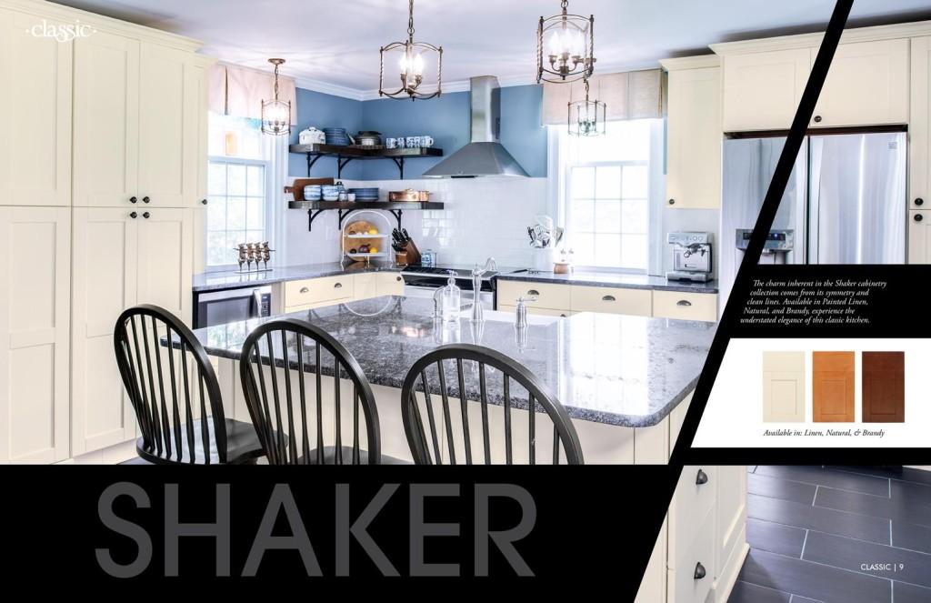 Fabuwood Shaker Kitchen Cabinets