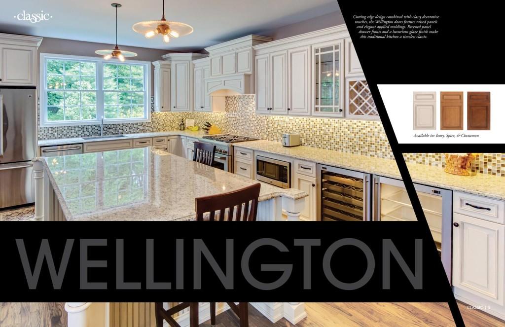 Fabuwood Wellington Kitchen Cabinets